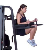 Appareil de musculation Option Station VKR Bodysolid - Fitnessboutique