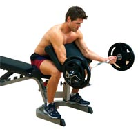 Banc de musculation Bodysolid Option Pupitre Biceps