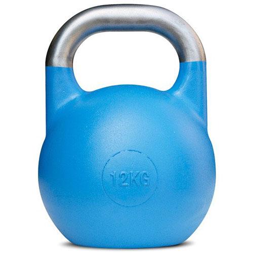 Bodysolid Compétition 12 Kg Blue