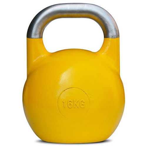 Bodysolid Compétition 16 kg Yellow