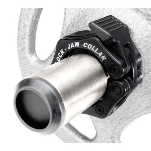 Bodysolid Olympic Lock-Jaw Collar Black