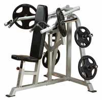 Poste pectoraux et épaules Bodysolid Club Line Press Bench Shoulder Développé Epaules Leverage