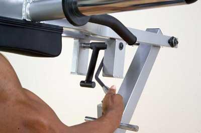 Bodysolid Machine à squat / mollet
