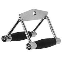 Accessoire de tirage Barre tirage rameur Pro Grip Bodysolid - Fitnessboutique