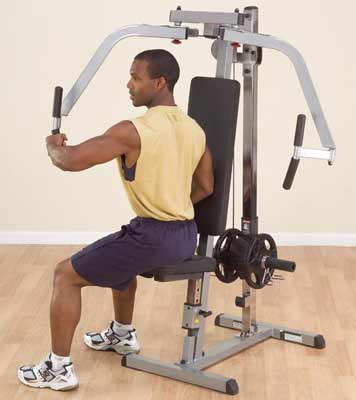 Bodysolid Pec Machine