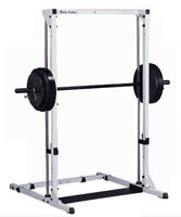 Smith Machine Power center base et guidage Bodysolid - Fitnessboutique