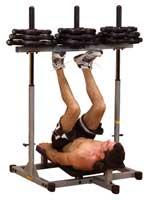 Poste cuisses et mollets Presse à Cuisse Verticale Powerline - Fitnessboutique