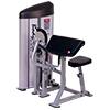 Poste pour les bras Arm Curl 75 kg Bodysolid Club Line - Fitnessboutique
