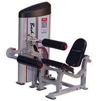 Poste cuisses et mollets Bodysolid Club Line Seated Leg Curl 75 kg