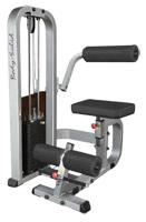 Poste dos et lombaires Bodysolid Club Line Dorsaux  Pro