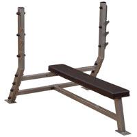 Banc de musculation Banc developpé couché olympique Bodysolid Club Line - Fitnessboutique