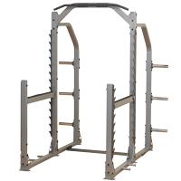 Smith Machine Bodysolid Club Line Cage à squat Multi-Fonctions