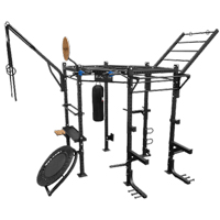 Circuit Training Bodysolid Club Line CLUB HEX RIG TALL