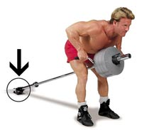 Accessoires de Musculation T Bar Row Platform Bodysolid - Fitnessboutique