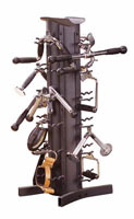 Support de rangement ACCESSORY STORAGE RACK Bodysolid - Fitnessboutique