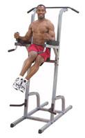 Chaise Romaine Bodysolid Machine à dips
