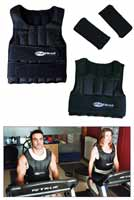 Gilets lestés BODY VEST Bodysolid - Fitnessboutique
