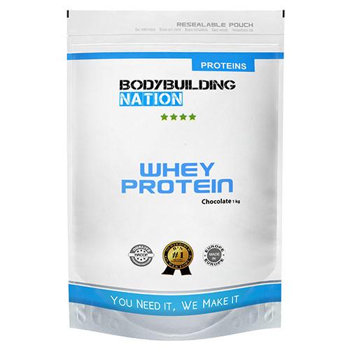 Protéines BODYBUILDING NATION Whey Protein