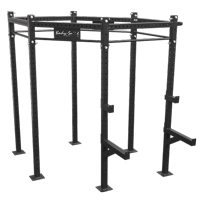 Circuit Training Bodysolid Club Line Basic Hex Rig Tall