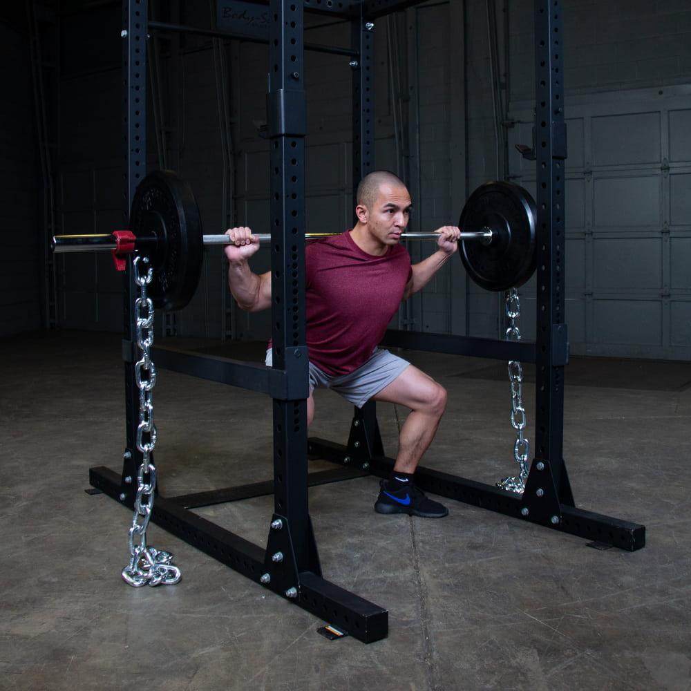 Bodysolid Lifting chains 10 kg (la paire)