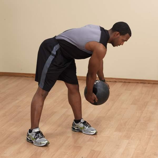 Bodysolid Medecine Ball Dual Grip