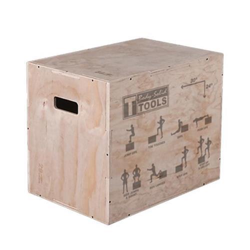 Accessoires Fitness Bodysolid Plyo Box Bois