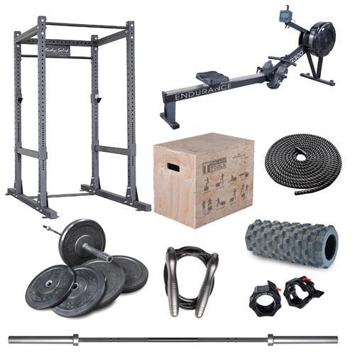 Circuit Training Bodysolid Pack Cross Training 6