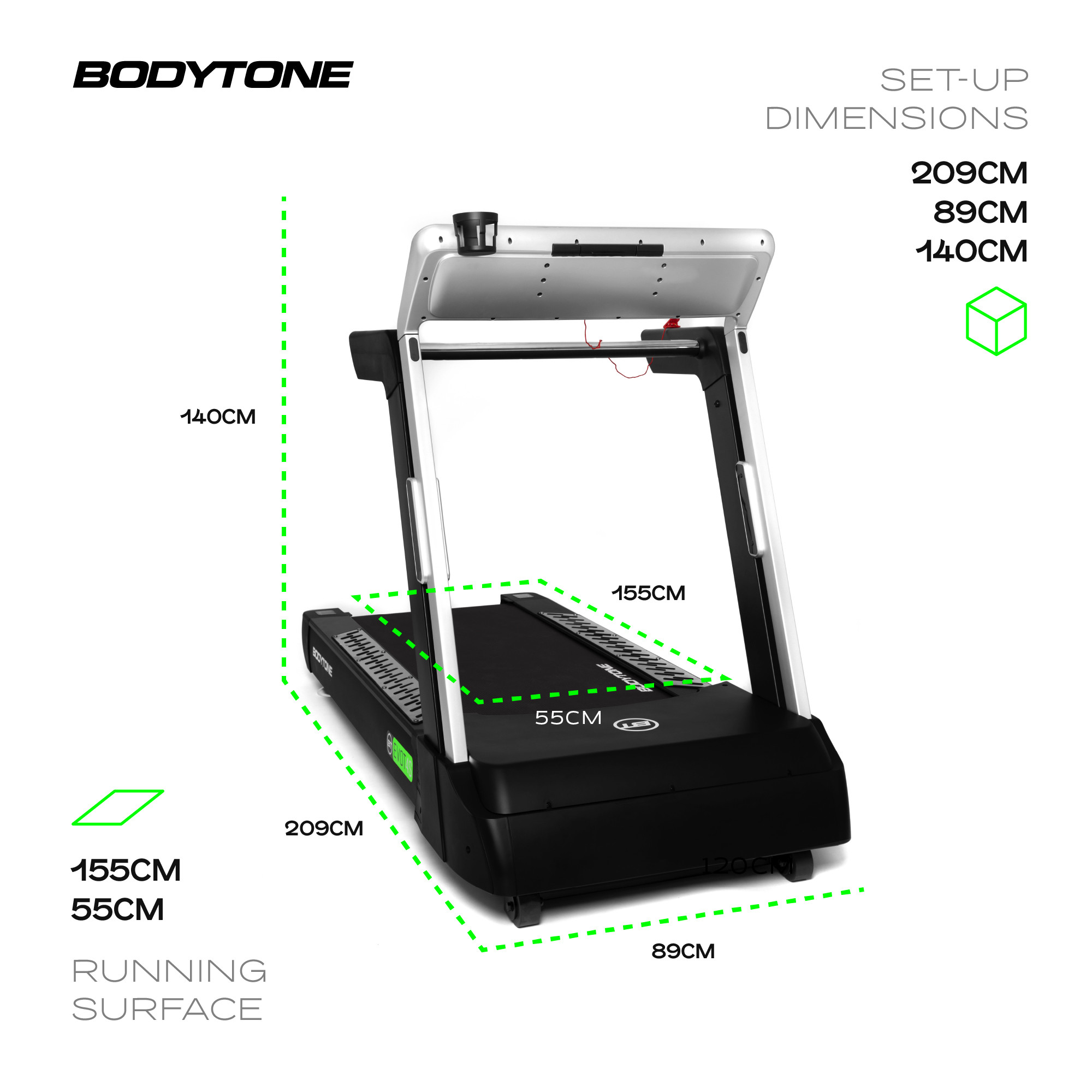 Bodytone EVOT4S