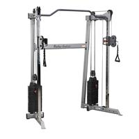 Postes isolés Centre d'entraînement à câbles Bodysolid - Fitnessboutique