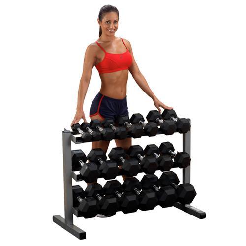 Support de rangement Bodysolid Rack à haltères