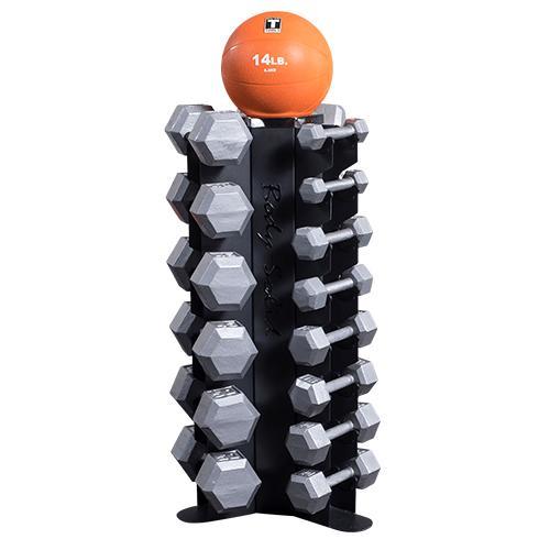 Bodysolid Vertical Dumbbell Rack