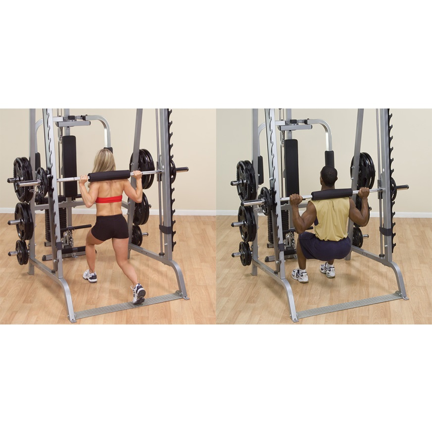 Bodysolid Machine Smith série 7 base