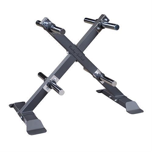 Support de rangement Bodysolid Arbre à poids