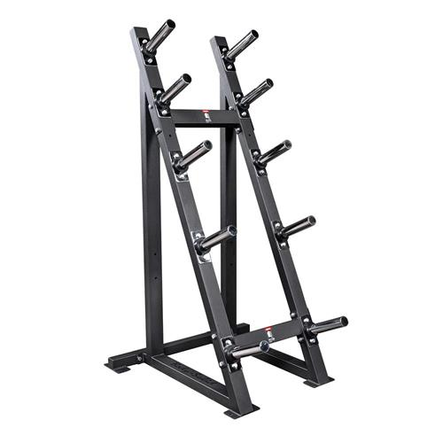Musculation High Capacity Olympic Plate Rack Bodysolid - Fitnessboutique