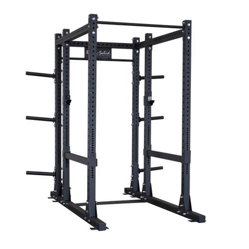 Cage à squat Bodysolid Power Rack et Support de poids