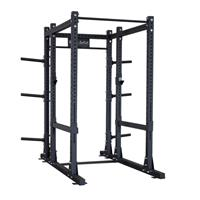Cage à Squat Power Rack et Support de poids Bodysolid - Fitnessboutique