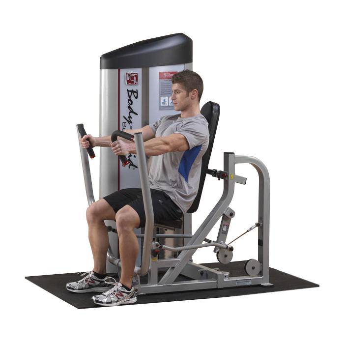 Bodysolid Club Line Chest Press 140 kg