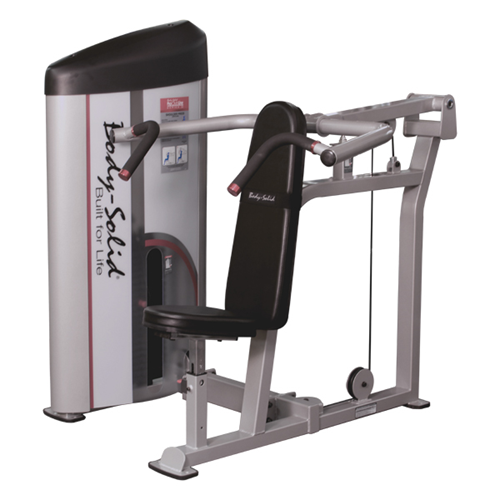 Poste pectoraux et épaules Bodysolid Club Line Shoulder press 140 kg