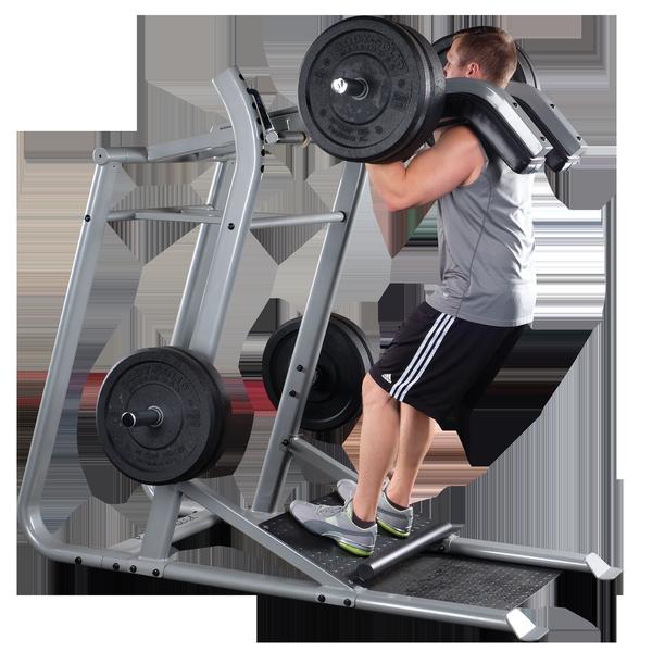 Bodysolid Club Line Leverage Squat