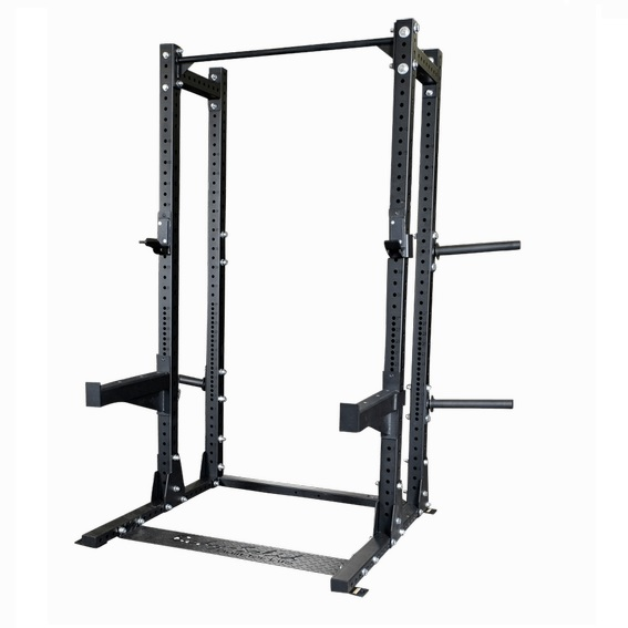 Bodysolid Club Line Commercial Half Rack with back
