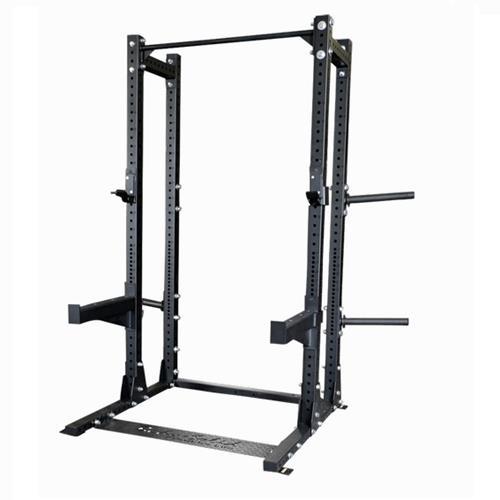 Appareil de musculation Bodysolid Club Line Commercial Half Rack with back