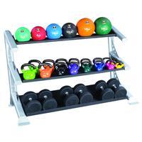 Support de rangement Râtelier de stockage modulaire Bodysolid - Fitnessboutique