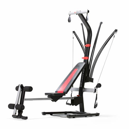Presse à charge guidée PR1000 Bowflex - Fitnessboutique