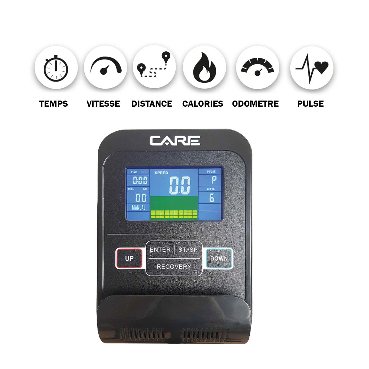 Care Cardio-Master 21 prog