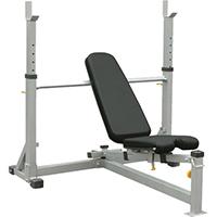 Banc de musculation Banc Olympic Care - Fitnessboutique