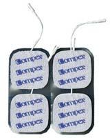 Electrostimulation Compex Petites électrodes Compex (x 4)