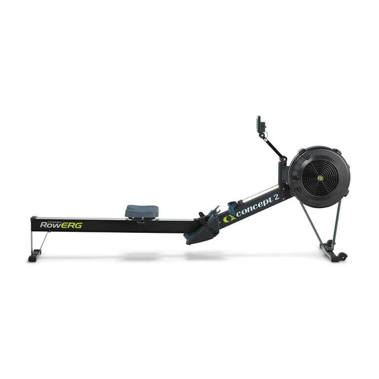 Rameur Concept2 RowErg noir avec écran PM5