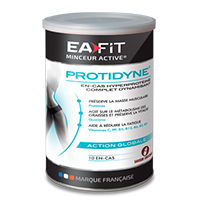 Hyperprotéinés Sucrés EAfit Protidyne
