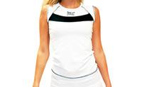 Vêtements de Sport Femme Everlast Huda Blanc Fem M
