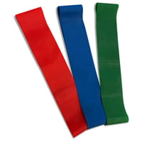 elastique-bande-resistance Bandes de résistance Loops Latex Excellerator - Fitnessboutique